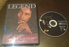 "Bob Marley And The Wailers DVD "" LEGEND "" Universal"