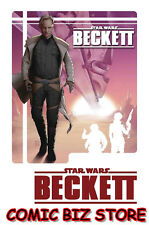 STAR WARS BECKETT #1 (2018) 1ST PRINTING BAGGED & BOARDED MARVEL COMICS ($4.99)