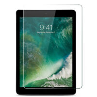 KQ_ Precise Tempered Glass Screen Protector for Apple iPad 9.7in 2018 6th Gen A1