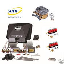 KME Nevo Pro LPG Gasanlage Frontkit 8 Zylinder Valtek Injektoren 240KW NEVO