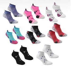 Pair Womens Karrimor Dri Running Trainer Socks Gym Run Jog Anti Odour 11 Colours