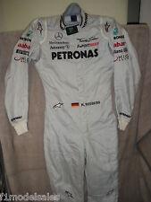 Nico Rosberg Mercedes GP promo Suit / overalls