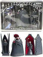 Nightmare Before Christmas Vampire And Coffin 5Pc Set