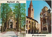 SALUTI DA PORDENONE - VEDUTINE ANNI 70