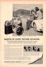 1960 Kodak Retina Reflex S Camera PRINT AD