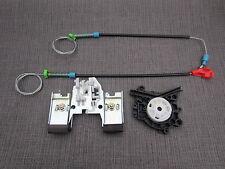 VW VENTO WINDOW REGULATOR REPAIR FULL SET CABLE&CLIPS REAR LEFT NSR PASSENGER