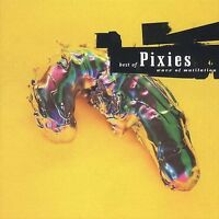 Best Of The Pixies Wave Of Mutilation CD Free Shipping In Canada