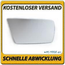 spiegelglas für MERCEDES C-Klasse W202 S202 1993-2000 rechts sphärisch spiegel