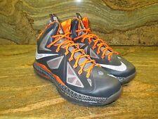 Nike Lebron James 10 X BHM SZ 9 Promo Sample Black History Elite PS 583109-001