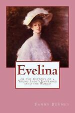 Evelina by Fanny Burney (2017, Paperback)