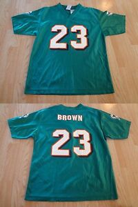 Youth Miami Dolphins Ronnie Brown L (14/16) NFL Players Jersey