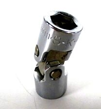 """S-K Tools 3/8"""" DRIVE 10mm"""" 6 POINT FLEX SOCKET 40510 *MADE IN USA*"""