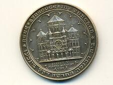 Israel Medal:Silver, 45mm, 47g,1972 * Munich Synagogue * By Kretshmer