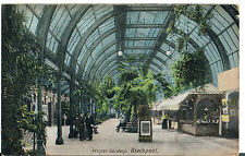 Blackpool Posted Collectable English Postcards