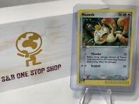 Meowth 013 Holo - Nintendo Black Star Promo - Pokemon TCG 2003
