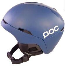 POC OBEX SPIN COMMUNICATION HELMET SMALL BLUE