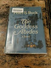 The Goddess Abides by Pearl S. Buck (1972,Hardcover) HB+/DJ+
