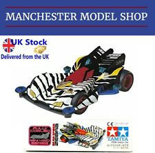 Tamiya 19422 Mini 4WD 1:32 Juliana's Beak Spider Zebra Super-1 Chassis NEW BOXED
