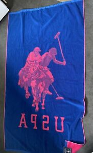 RALPH LAUREN Polo XL Beach Towel NEW WITH TAGS