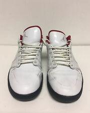 Air Jordan 1 Phat Low Premium Mens Size 9 White University Red