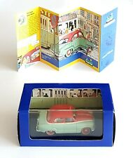 Car Tintin Atlas N° 21 The Taxi Simca Affaire Sunflower Box+Certificate