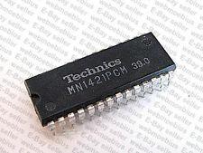 Technics SL-P8 CD player, remote command decoder IC