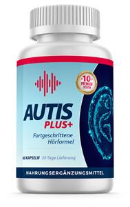 Autis Plus Nutralify  gegen Tinnitus -  Gläser 60 Kapseln