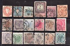 Colección de Austria Hungría sin marcar WS6025