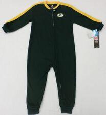 NFL Green Bay Packers Toddler Fleece Blanket Sleeper 2T