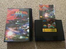 Blazing Star Snk Neo Geo Aes Japan Nci Neogeo