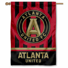 MLS ATLUTD House Flag and Banner