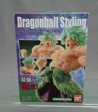 Dragon Ball STYLING Super Saiyan Broly Full Power Bandai Japan NEW ***