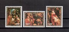 Mali Michelnummer 612 - 614  postfrisch (Kunst 625 )