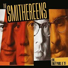 The Smithereens - Live... Tinley Park, Il '91 (2016)  CD  NEW/SEALED  SPEEDYPOST