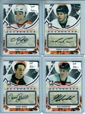 2011-12 ITG Broad Street Boys Autographs #ACP Chris Pronger Philadelphia Flyers
