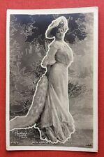 CPA. Artiste Rita PORCHER. Star. Reutlinger.