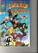 MARVEL SUPER-HEROES WINTER SPECIAL Vol.2 #8 1991 1ST APPEARANCE OF SQUIRREL GIRL