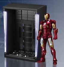 IRON MAN Mark VI & Hall of Armor Set S.H. Figuarts Action Figure Bandai Tamashii