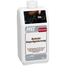 HG Naturstein Schutz Imprägnierung 1 Liter Marmor Travertin Blaustein Hartstein