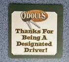 """""""Designated O' Doul's Driver"""" 20 unused - old stock beer coasters from 2002"""
