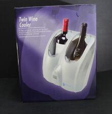 Twin Digital Wine Bottle Cooler - 12 Volt Wine Cooler
