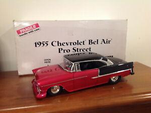 Danbury Mint 1955 Chevrolet Bel Air Pro Street  1:16 scale