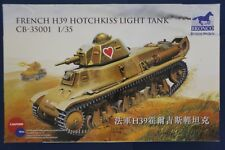 Bronco 35001 1/35 French H39 Hotchkiss Light Tank