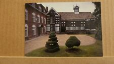 Postcard unposted Lancashire, Rofford old hall near ormskirk