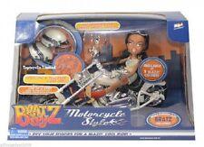 Bratz boyz moto style & fashion sasha doll avec light & sound nouveau
