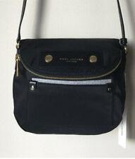 Marc Jacobs Preppy Small Natasha Crossbody Bag Black Nylon - M0012909 NWT
