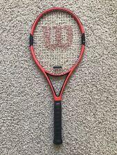 """New listing Wilson Hyper Hammer XP Tennis Racquet - Head 115"""" - Grip 4 1/4"""" - Length 27 1/2"""""""