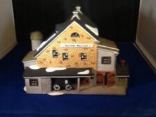 "Dept 56 Heritage New England Village ""Jannes Mullet Amish Barn"" 5944-7 w/box"