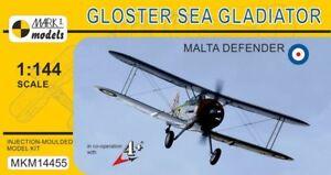 Gloster Sea Gladiator Malta Defender RAF,FAA model kit