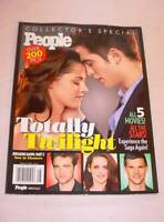 PEOPLE MAGAZINE COLLECTOR'S SPECIAL EDITION TOTALLY TWILIGHT  THE TWILIGHT SAGA